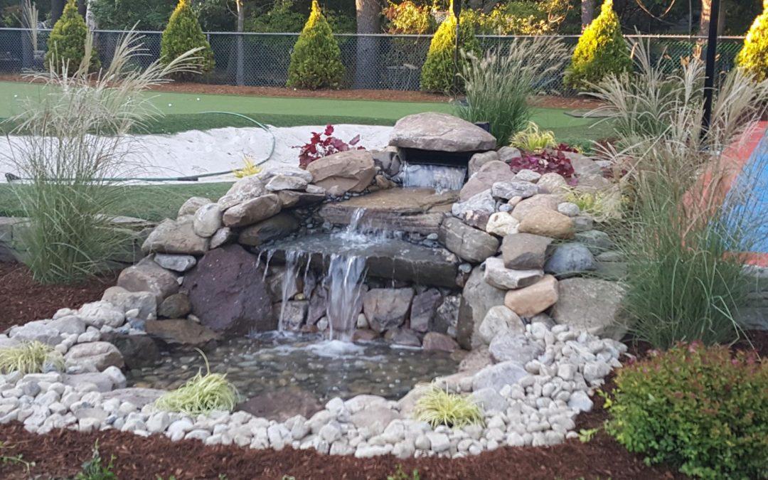 Water Features |Landscape Construction