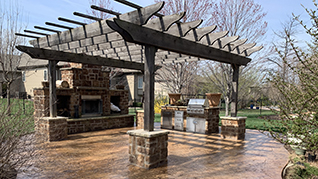 Landscaping - Fire Pits, Outdoor Grills