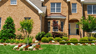 New Home Landscaping for Bergen County